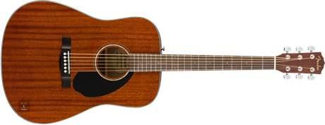 FENDER CD-60S ALL MAH Akustická kytara