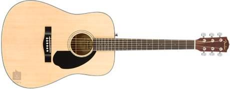 FENDER CD-60S NAT Akustická kytara
