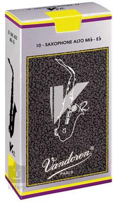 VANDOREN Alto Sax V.12 5 - box Saxofonové plátky