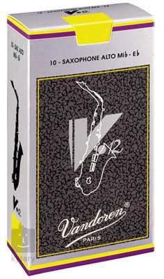 VANDOREN Alto Sax V12 2,5 - box Saxofonové plátky