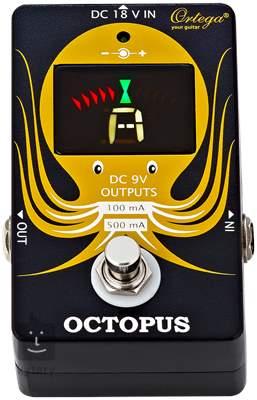 ORTEGA OCTOPUS Pedálová ladička