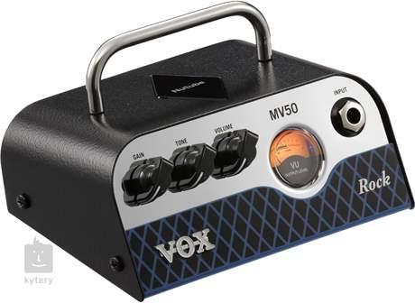 VOX MV50 Rock Kytarový hybridní zesilovač