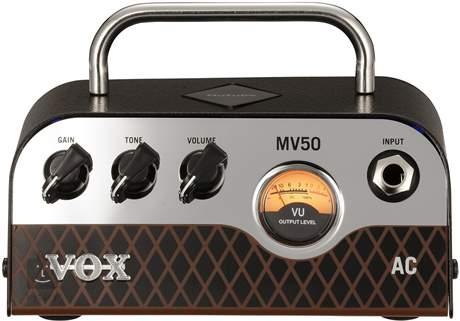 VOX MV50 AC Kytarový hybridní zesilovač