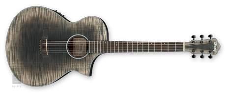 IBANEZ AEWC32FM-GBK Elektroakustická kytara