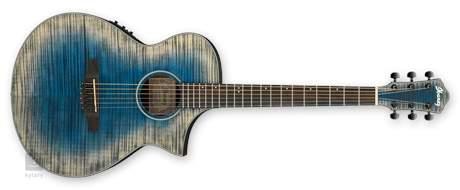 IBANEZ AEWC32FM-GBL Elektroakustická kytara