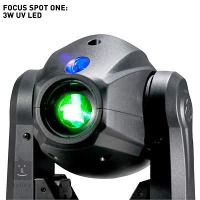 AMERICAN DJ Focus Spot ONE Inteligentní hlava