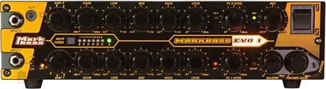 MARKBASS EVO 1 Baskytarový tranzistorový zesilovač