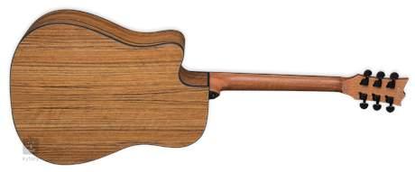 ESP LTD D-320E NS Elektroakustická kytara