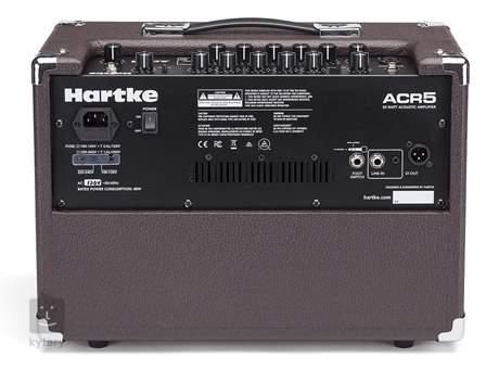 HARTKE ACR5 Kombo pro akustické nástroje