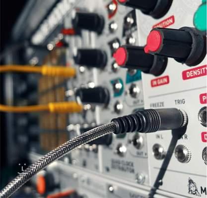 SOMMER CABLE BV-J2J2-0040-SW - 40cm Patch kabel