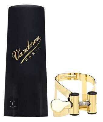 VANDOREN Tenor Sax M|O Pc Gold color Saxofonová ligatura