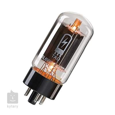 TUBE AMP DOCTOR 6L6WGC-STR GE-Style black-plate TAD PREMIUM Elektronka