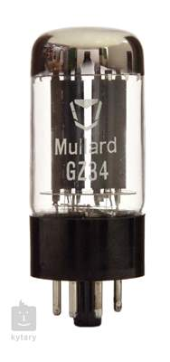 MULLARD GZ34 (5AR4) Mullard f31 X8E NOS/NIB Elektronka