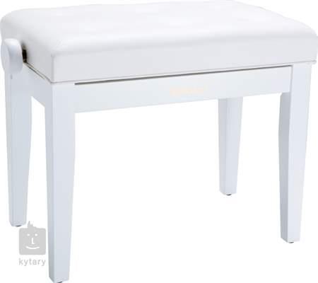 ROLAND RPB-300WH-EU Klavírní stolička