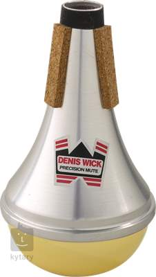 DENIS WICK Straight 5504B Dusítko na trubku a kornet