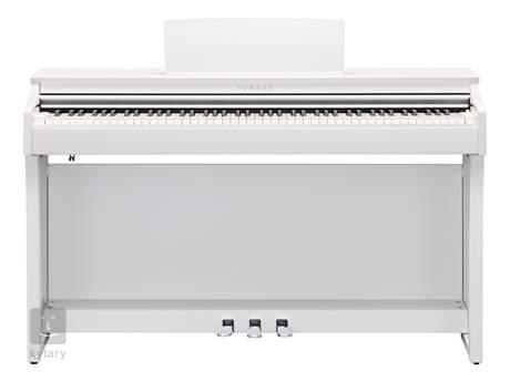 YAMAHA CLP-625WH Digitální piano