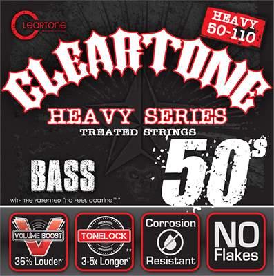 CLEARTONE 6550 Struny pro baskytaru