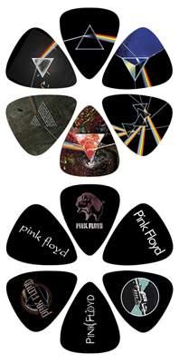 PERRI'S LEATHERS Pink Floyd Picks II Signature trsátka