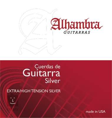 ALHAMBRA Extra Hard Tension Nylonové struny pro klasickou kytaru