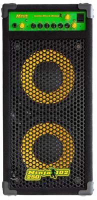 MARKBASS Ninja 102-250 Baskytarové tranzistorové kombo