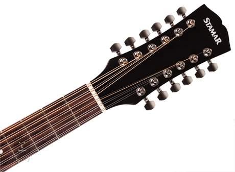 STAMAR D-12 Dvanáctistrunná akustická kytara