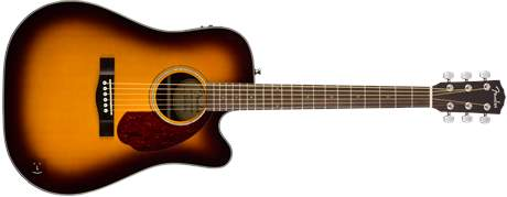 FENDER CD-140SCE SB WC Elektroakustická kytara