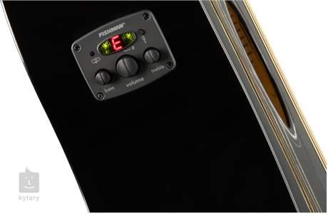 FENDER CD-60SCE BLK Elektroakustická kytara
