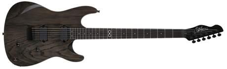 CHAPMAN GUITARS ML1 Modern Baritone Graphite Elektrická barytonová kytara