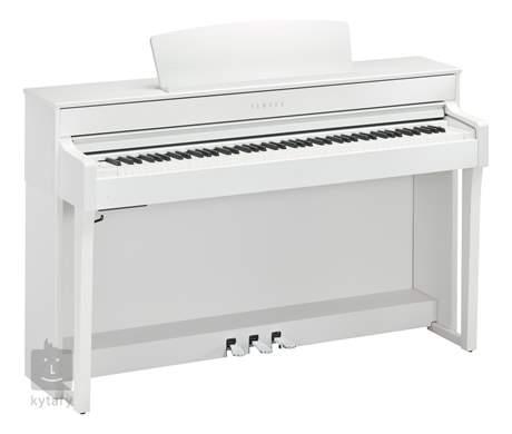 YAMAHA CLP-645WH Digitální piano