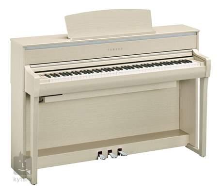 YAMAHA CLP-675WA Digitální piano