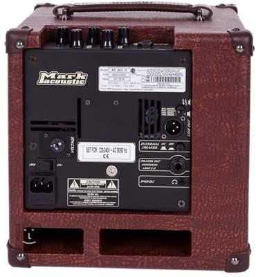MARKACOUSTIC AC 801P Kombo pro akustické nástroje