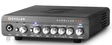 GENZLER Magellan 350 Baskytarový tranzistorový zesilovač