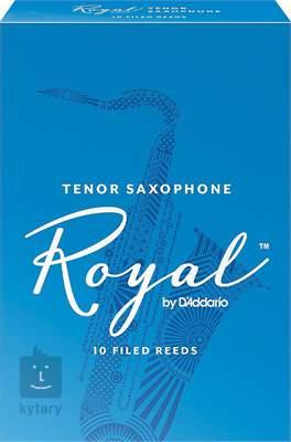 D'ADDARIO Rico Royal Tenor Sax 1,5, 10  Saxofonové plátky