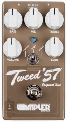 WAMPLER Tweed 57 Kytarový efekt