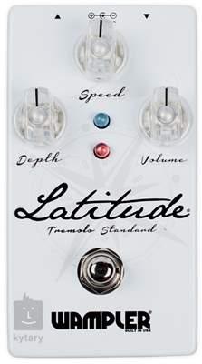 WAMPLER Latitude Standard Kytarový efekt