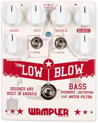 WAMPLER Low Blow Kytarový efekt