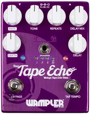 WAMPLER Faux Tape Echo V2 Kytarový efekt