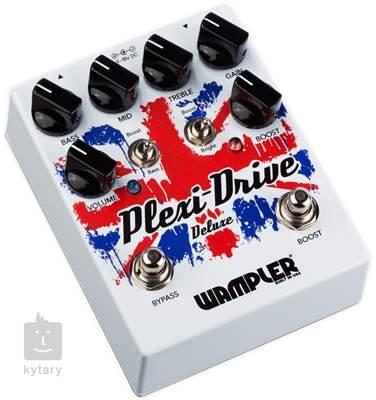WAMPLER Plexi Drive Deluxe Kytarový efekt