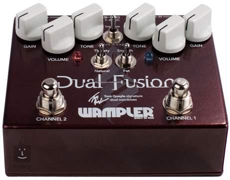 WAMPLER Dual Fusion Kytarový efekt