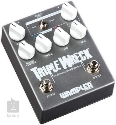 WAMPLER Triple Wreck Kytarový efekt