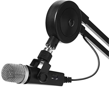 MIKTEK ProCast SST USB kondenzátorový mikrofon