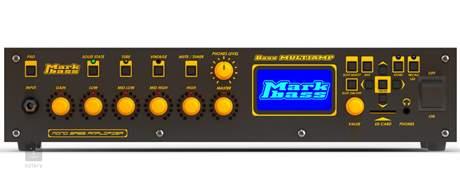 MARKBASS BASS MULTIAMP Baskytarový tranzistorový zesilovač