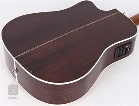 SIGMA GUITARS DRC-28E (poškozené) Elektroakustická kytara