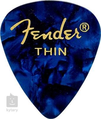 FENDER Thin Blue Moto Trsátka