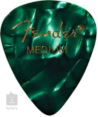 FENDER Medium Green Moto Trsátka