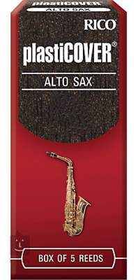 D'ADDARIO Rico Plasticover Alto Sax, 1,5, 5  Saxofonové plátky