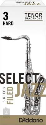 RICO Select Jazz Tenor Sax FLD 3H, 5  Saxofonové plátky