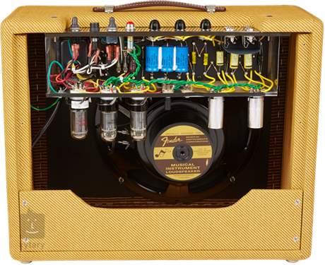 FENDER 57 Custom Deluxe Kytarové lampové kombo