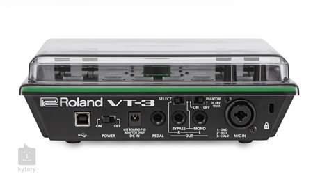 DECKSAVER Roland Aira VT-3 cover Kryt