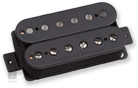 SEYMOUR DUNCAN Nazgul 6 BLK Snímač pro elektrickou kytaru